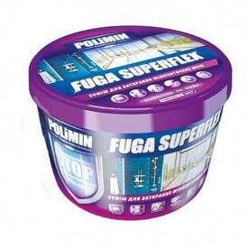 Заповнювач швів Polimin Fuga Superflex CG2 WA 2 kg, light grey (св.- сірий)