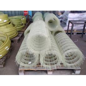 Сітка будівельна композиційна полімерна кладочна 3 мм 100х100 мм Арвит