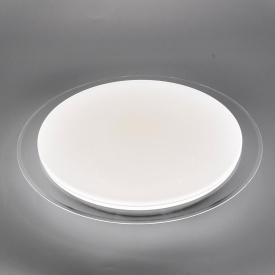 Светодиодная люстра c регулировкой света AL 80 570х570х65мм 80Вт 30кв/м