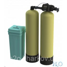 Установка пом'якшення води безперервної дії Nerex DSF2162-CV-Twin