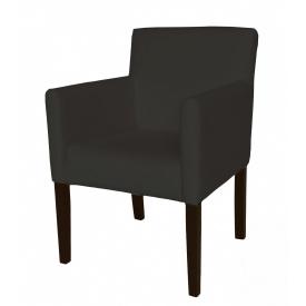 Кресло Richman Остин 61 x 60 x 88H Флай 2230 Черное