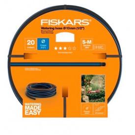 """Шланг Fiskars для полива 13мм (1/2 """") 20м Q3 (1027102)"""