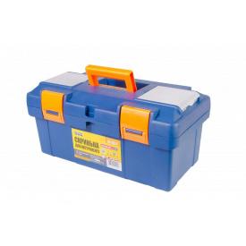 "Ящик для инструмента MASTER TOOL 17"" 420x220x195мм (79-2617)"