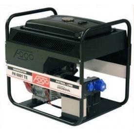 Генератор бензиновый FOGO FH6001TE