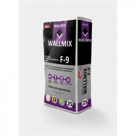 Клей для пенополистерола Wallmix F9 25кг