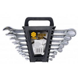 Ключи рожково-накидные VOREL М6-22мм 8шт (50861)