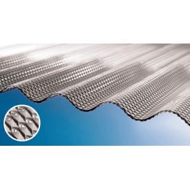 Лист Rober 2x1,045 м, бронзовый текстурированный, волна