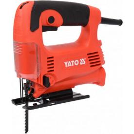Лобзик ручной YATO маловибрационный сетевой, 450Вт (YT-82274)