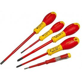 Набор отверток диэлектрических STANLEY FatMax 5 шт (XTHT0-62694)