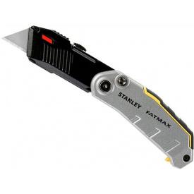 Нож сложный STANLEY FatMax 3 запасных лезвия (FMHT0-10320)