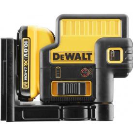 Уровень лазерный DeWALT DCE085D1R