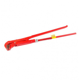 """Ключ трубный MASTER TOOL 90° 2,0"""" 60мм (76-0753)"""