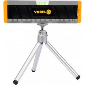 Уровень лазерный мини VOREL 170мм (17560)