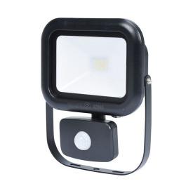 Прожектор SMD LED диодный с датчиком движения сетевой VOREL 230 10Вт 800lm (82845)