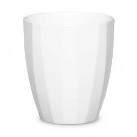 Кашпо для орхидей Scheurich Elegance 1,15л керамика белое