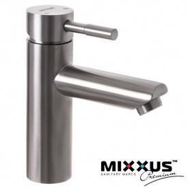 Смеситель для умывальника MIXXUS Sus-001A (Chr-001-A), Польша (нержавеющая сталь)