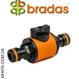 Нипель для коннекторов с краном BRADAS ECO-PWB2231