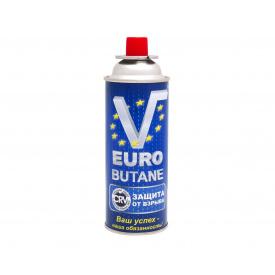 Газ в балоні Euro Butane 227 г (система CRV) ПТ-5805