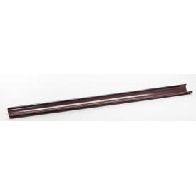 Желоб водосточный Plannja 150 2 м коричневый