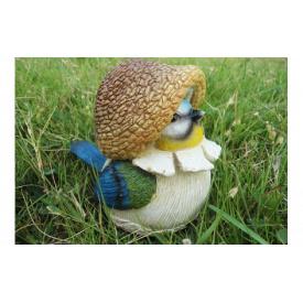 Садова фігурка Engard Синичка в капелюшку
