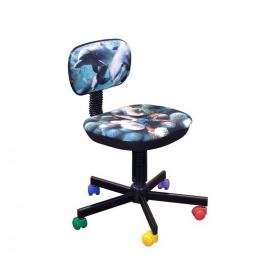 Крісло дитяче AMF Бамбо 5 Дельфіни