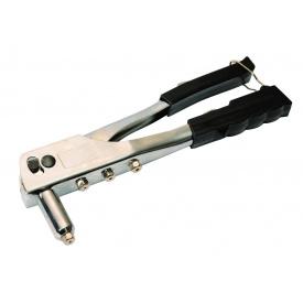 Пістолет для заклепок хромований MasterTool