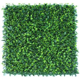 Декоративное зеленое покрытие Engard Самшит молодой 50x50 см