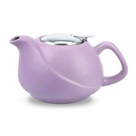 Чайник заварювальний з ситечком Fissman 750 мл ліловий