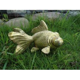 Фігурка декоративна Engard Золота рибка