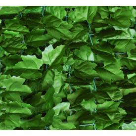 Декоративное зеленое покрытие Engard Темный вьюнок 100x300 см
