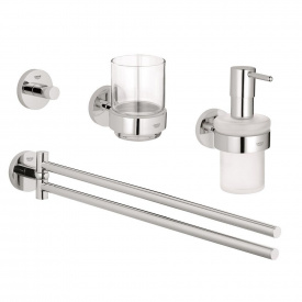 Essentials Набір аксесуарів 4 в 1 Master Bathroom GROHE 40846001