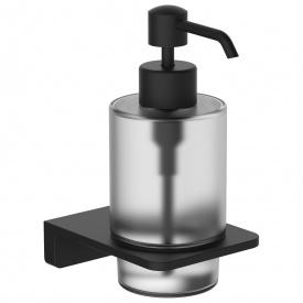 DE LA NOCHE дозатор подвесной черный VOLLE 10-40-0030-black