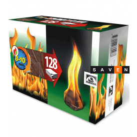 Разжигатель огня HANSA 128 шт