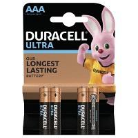 Батарейки DURACELL LR03 KPD 04х10 Ultra упаковка по 4 шт