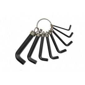 Набор ключей имбусовых 10 шт 2-14 мм