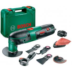 Багатофункціональний інструмент Bosch PMF 220 CE Set в чемодані