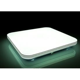 Люстра светодиодная с пультом д/у Square 70W 430x430x65 5600Лм 20кв/м