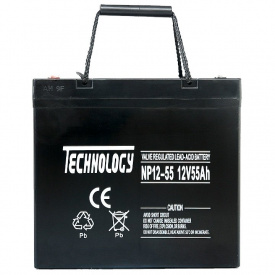 Аккумулятор ATABA TECHNOLOGY 12-55