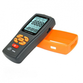 Дифференциальный манометр USB ±2,49 кПа BENETECH GM505