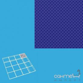 Плитка Rako Pool GTR0N605 10х10 матова рельєфна