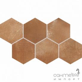 Плитка 210x370 RAKO VIA DDVT8713 коричневый