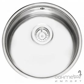 Кухонна мийка, виразний стандартний монтаж Reginoх 18 390 AL/R Нержавіюча Сталь