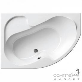 Акриловая ванна Ravak Rosa 140 левосторонняя CI01000000