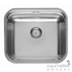 Кухонна мийка, інтегрований монтаж Reginoх Colorado L/R Нержавіюча Сталь