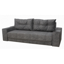 Диван Garnitur,plus Магнат светло-серый 245 см (DP-326)