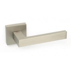 Дверная ручка TUPAI SQUARE 2275Q Матовый никель