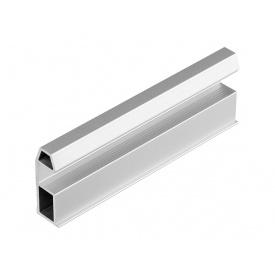 Профиль вертикальный Slider AIR серебро