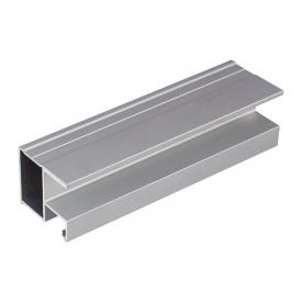 Профиль вертикальный Slider Modus L5300 серебро