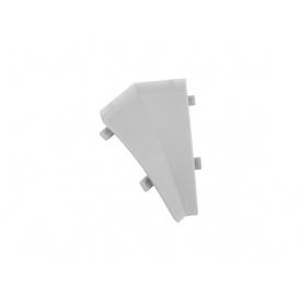 Угол к плинтусу Egger AC18 серый внутренний 135° 884485
