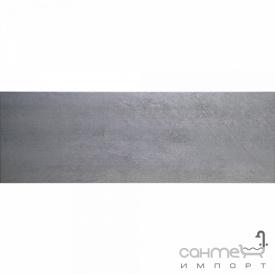 Настінна плитка 25х75 Colorker District Denim темно-сіра